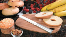 "BAGEL KNIFE R118 RADA CUTLRY - BLADE 6"", OVERALL 10 1/8"" MADE IN USA _ BEST EVER"