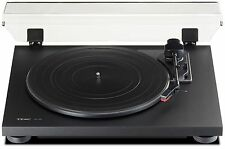 TEAC TN-100 Turntable/cartridge/dustcover/switchable phono preamp/USB out TN100B