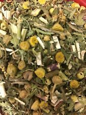 Feverfew Whole Herb wild harvested 50g Holistic Herb
