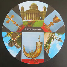 Postcard Hungary Esztergom