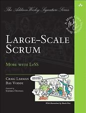 Addison-Wesley Signature Series (Cohn): Large-Scale Scrum: More with Less
