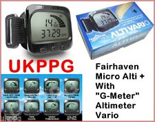 Micro Alti + Altimeter, Mountain Bike Rock Climbing Hiking Mountaineering Skiing