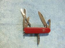 Victorinox Swiss Army Knives Super Tinker w/Scissors & Phillips Screwdriver