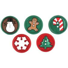 Jesse James Dress It Up Buttons, Sewing Scrapbook 'Sew Fun Christmas' Holiday