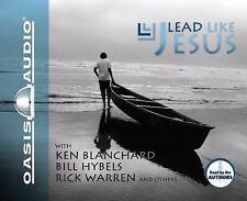 Lead Like Jesus by Rick Warren, Bill Hybels and Ken Blanchard (2004, CD,...