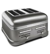 kitchenAid Pro Line Series 4-Slice Automatic Toaster High-end - Medallion Silver