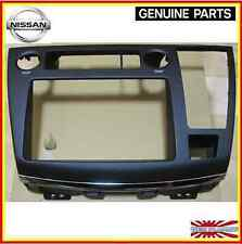 GENUINE ELGRAND E51 DOUBLE DIN FASCIA SURROUND GPS DVD STEREO 04~07 for NISSAN