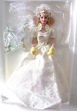 ♥ NRFB TOP LIMITED Star Lily Bride PORCELLANA BARBIE matrimonio sposa GIGLIO GIGLIO