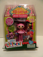 Mini Lalaloopsy   Silly Fun House Jewel Sparkles  Ages 4-104   ***New in Pack***