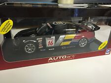 2004 CADILLAC CTS-V SCCA WINNER SEBRING 16 DIE CAST 1/18 AUTO ART 80425 RACE CAR