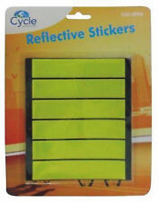 Reflective High Visibility Strips Safety Stickers Bikes,Cycling Hi-Viz
