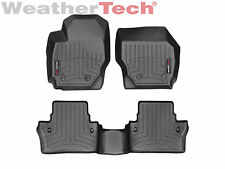WeatherTech® DigitalFit FloorLiner for Volvo XC70 - 2008-2016 - Black