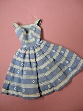 "Vintage BARBIE Clothing ""Suburban Shopper"" #969 Dress"