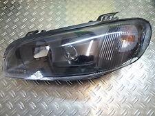 Opel Omega B  Klarglas Frontscheinwerfer Scheinwerfer mit  Linse  links  schwarz