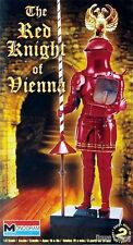 Monogram 1:8th scale The Red Knight of Vienna Model Figure kit EX Aurora