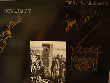 """LP Record: TACKHEAD """"What's My Mission Now"""" CLAIL; Adrian Sherwood ~ AUTOGRAPHED"""