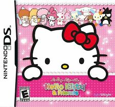 Loving Life with Hello Kitty and Friends DS
