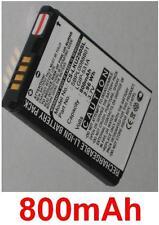 Batterie 800mAh type LGIP-531A SBPL0088801 Pour LG 440G