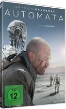 Automata -  Antonio Banderas - DVD - deutsch - neu & ovp