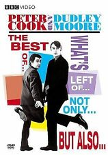 Peter Cook & Dudley Moore: The Best of... What's Left of... NotOnly... But Also.