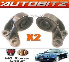 FITS ROVER 75,MG ZT,SALOON,ESTATE, FRONT WISHBONE ARM REAR BUSHS