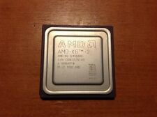 LOT OF AMD K6-2 VINTAGE CPUs (VARIOUS MHz)