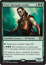 EZURI, RENEGADE LEADER Commander 2014 MTG Green Creature — Elf Warrior Rare