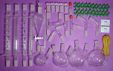 24/40,Super Lab glassware kit,Organic Chemistry Laboratory Glassware Kit