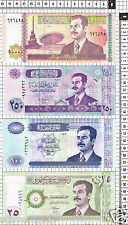 4 NOTES FROM IRAQ DINAR FIRST ISSUES OF THE 21ST CENTURY