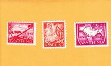 Nazi Germany Mint Never Hinge AZAD HIND Waffen India Legion Private Stamps A