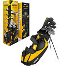 Wilson Ultra Men's Complete RH or LH Golf Club Complete Package Set w/ Stand Bag