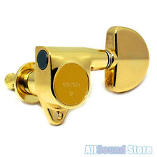 NEW Gotoh SG301-20 Grover Style Full Sized 3X3 Tuners Tuning Keys - GOLD  3L+3R