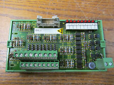 Siemens 6DD1681-0EB1 SE41.1 Termination Module Simadyn D