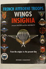 France French Airborne Troops Wings and Insignia Reference Book