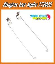 Bisagras Acer Aspire 7720ZG L&R Hinges AM01L000200/AM01L000300