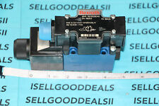 Rexroth R978028049 4WE6C61/EW110N9DK25/V Hydraulic Solenoid Valve 110/120V New