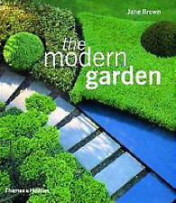The Modern Garden Jane Brown Hardback 2000 Thames & Hudson