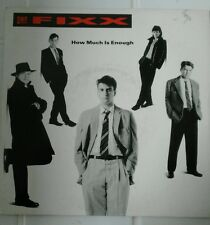 "The Fixx - How Much Is Enough 7"" Single"