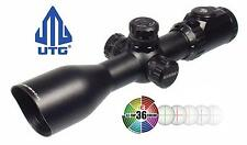 Leapers UTG 2-7X44 30mm Long Eye Relief Scout Scope AO 36-Color SCP3-274LAOIEW