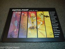 SWITCHFOOT: SURFING, ART, MUSIC - ANDREW CROCKETT - 2005 - RARE AND LONG OOP!