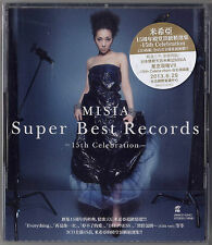Misia: Super Best Records - 15th Celebration (2013) Japan / 3CD  TAIWAN