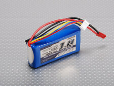 New Turnigy 1000mAh 3S 11.1v 20C 30C Lipo Battery Pack Heli FPV Ground Station