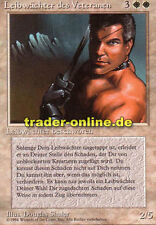 Leibwächter des Veteranen (Veteran Bodyguard) Magic limited black bordered germa