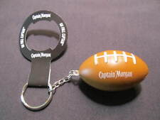 Captain Morgan Football Key Chain - Captain Morgan Spiced Rum Football Keychain