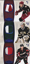 10-11 Dominion Jason Spezza /25 Jersey Prime 2 Color