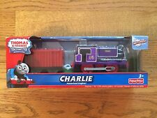 Charlie Engine for the Thomas & Friends Motorized Trackmaster series of Trains