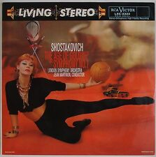 SHOSTAKOVICH: Age of Gold RCA CLASSIC REC LIVING STEREO LSC-2322 180g LP NM TAS