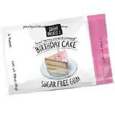 3 Packs Project 7 BIRTHDAY CAKE Gourmet Gum FAVORITE FLAVOR Free Shipping