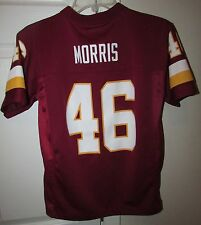 NFL Washington Redskins Alfred Morris #46 Replica Jersey Youth Medium 10-12 EUC