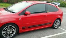 Ford Focus St Rayas Laterales ambos lados, St Tdci Zetec stickers-looks impresionante